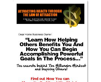 Attracting Wealth Through The Law of Attraction Coupon Codes