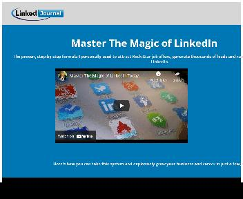 Master The Magic Of LinkedIn Plus 1 Hour Consultation Call Coupon Codes