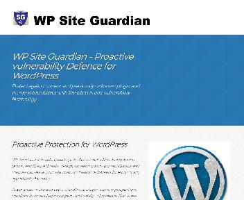 WP Site Guardian Professional 12 Month Coupon Codes