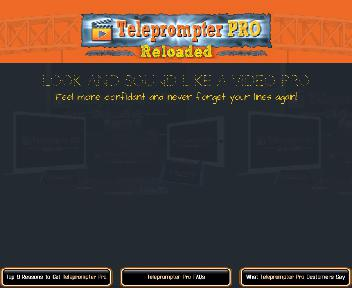 Teleprompter PRO Reloaded Coupon Codes