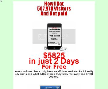 Let us show you how to get genuine FREE MOBILE ADS using this Loophole Coupon Codes