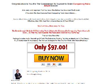 Conquering Panic Attacks Video Course Coupon Codes