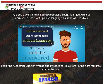 Essential spanish words and phrases for travelers Coupon Codes