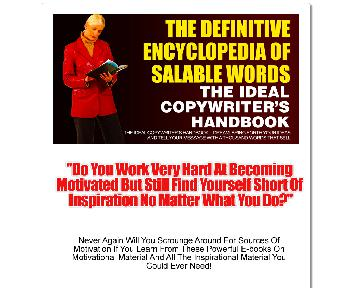 The Definitive Encyclopedia Of Salable Words Coupon Codes