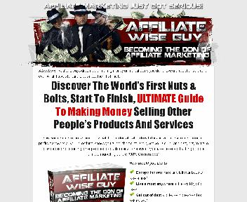 Affiliate Wiseguy Coupon Codes