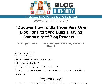 Blog Authority Coupon Codes