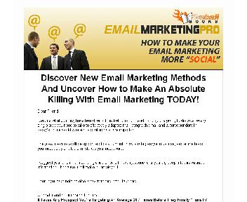 Email Marketing Pro Coupon Codes