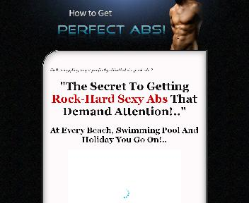 Perfect Six Pack Abs Coupon Codes
