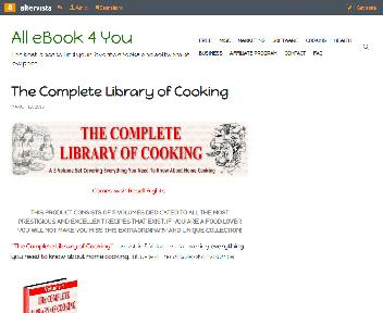 The Complete Library of Cooking Coupon Codes