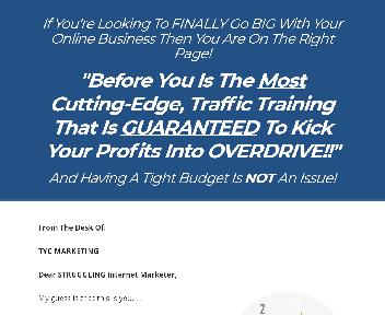 Proven Traffic Mastery Coupon Codes