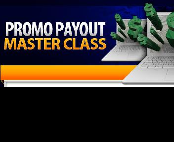 Promo Payout Master Class Coupon Codes