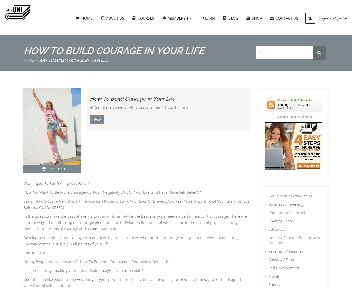 Online Course: Build Courage In Your Life Coupon Codes