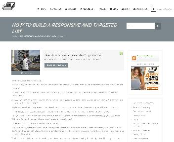 Online Course: Build A Responsive And Targeted List Coupon Codes