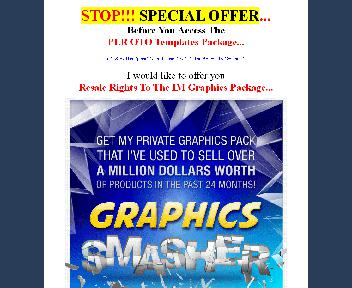 2016418 Ultimate IM Graphics Pack Coupon Codes