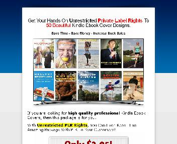 50 Kindle Ebook Covers Coupon Codes