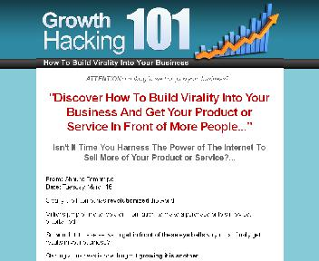 Growth Hacking Coupon Codes