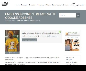 Online Course: Endless Income Streams With Google Adsense Coupon Codes