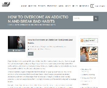 Online Course: Overcome an Addiction And Break Bad Habits Coupon Codes