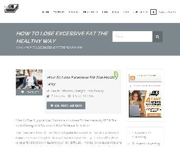 Online Course: Lose Excessive Fat The Healthy Way Coupon Codes