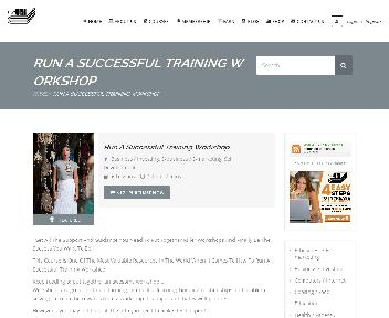Online Course: Run A Successful Training Workshop Coupon Codes