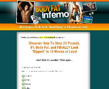 Body Fat Inferno Coupon Codes