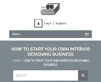 Online Course: Start Your own Interior Designing Business Coupon Codes