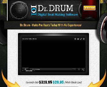 DrDrum Coupon Codes