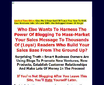 bloggers guide to profits Coupon Codes