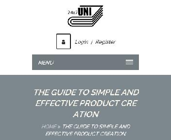 Online Course: The Guide To Simple And Effective Product Creation Coupon Codes