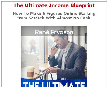 The Ultimate Income Blueprint Coupon Codes