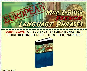 French language phrases Coupon Codes