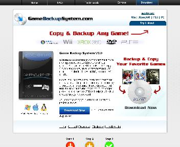 Game Backup System Coupon Codes