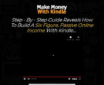 How To Make Six Figures With Kindle MRR discount code