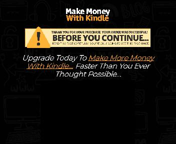 How To Make Six Figures With Kindle MRR OTO discount code
