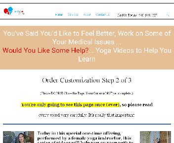 Yoga for Health Video Resource Kit by HealthBeat Online discount code