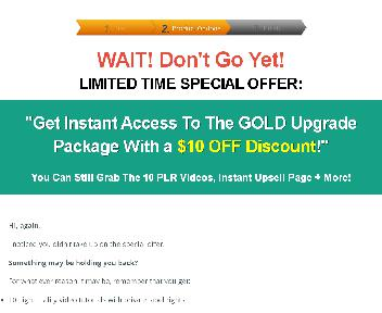 Sales Funnel Authority - Gold Pack discount code