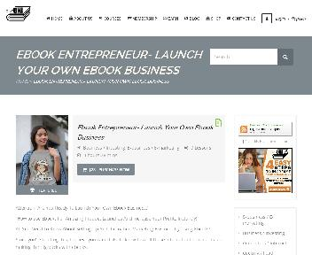 Online Course: Launch Your Own Ebook Business discount code