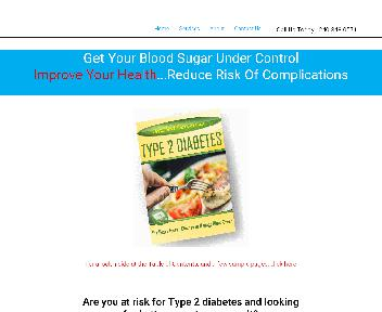 Diet And Exercise for Type Two Diabetes by HealthBeat Online discount code