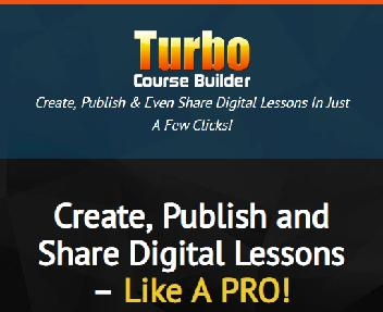 My Turbo Course Builder Pro discount code