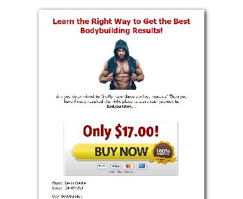 The Ultimate Bodybuilding Guide discount code