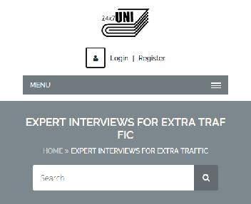 Online Course: Expert Interviews For Extra Traffic discount code