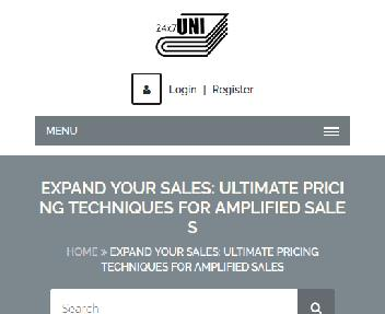 Online Course: Expand Your Sales Coupon Codes