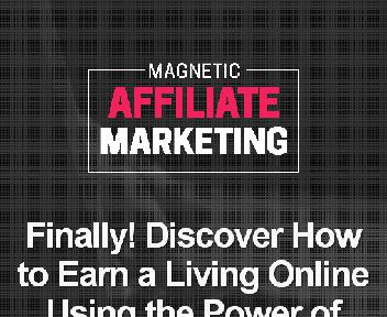 Magnetic Affiliate Marketing discount code