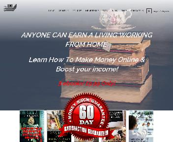 Make money online & Work from home 5 ebook collection discount code
