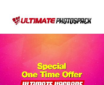 Ultimate Photos Pack OTO discount code