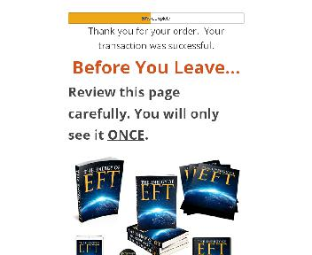 Energy of EFT PLR Coupon Codes