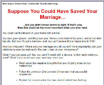 Save Your Marriage Coupon Codes