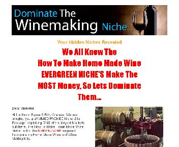 How To Make Home Made Wine PLR Coupon Codes