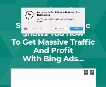 Bing Ads Guide + MRR Coupon Codes