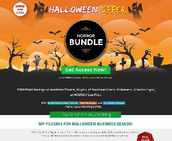 Horror Coupon Codes
